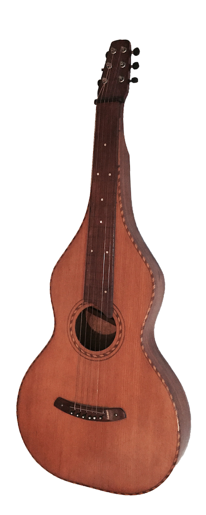 Hawaii Gitarre | Chris Knutsen ca 1915 (USA) *SOLD*